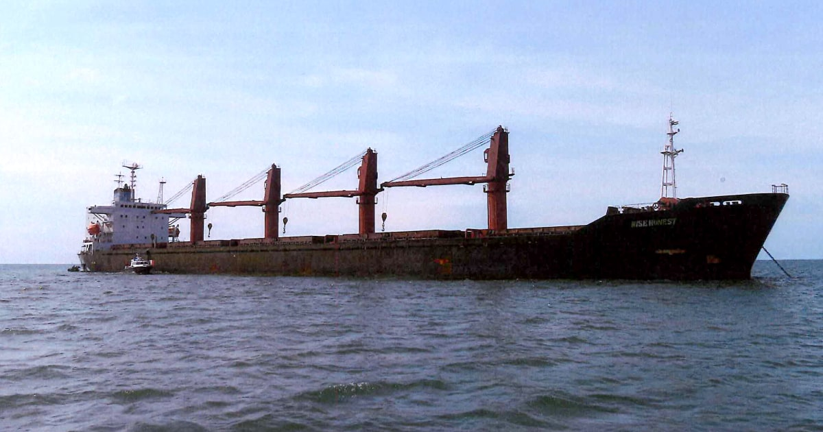 North Korea accuses U.S. of 'daylight robbery,' demands return of seized ship