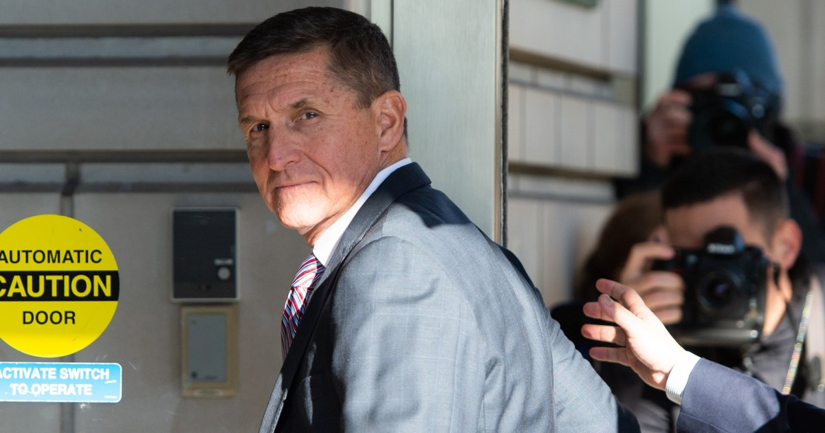 Flynn told Mueller people tied to Trump and Congress tried to obstruct probe