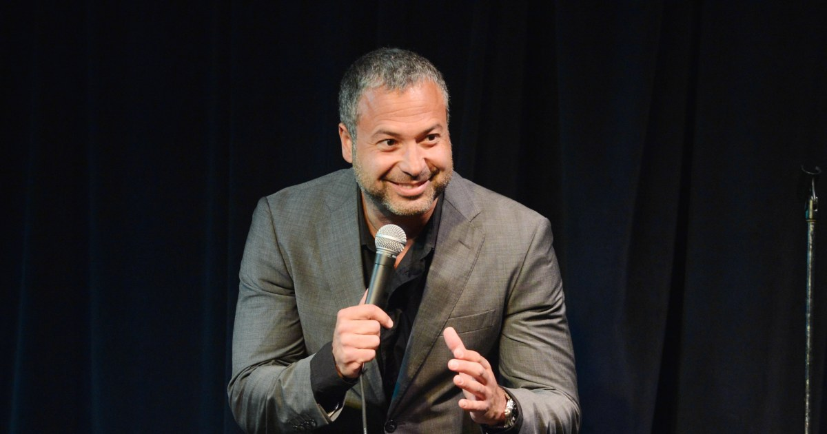 Florida man calls police on comic Ahmed Ahmed after Middle East joke made him 'uncomfortable'