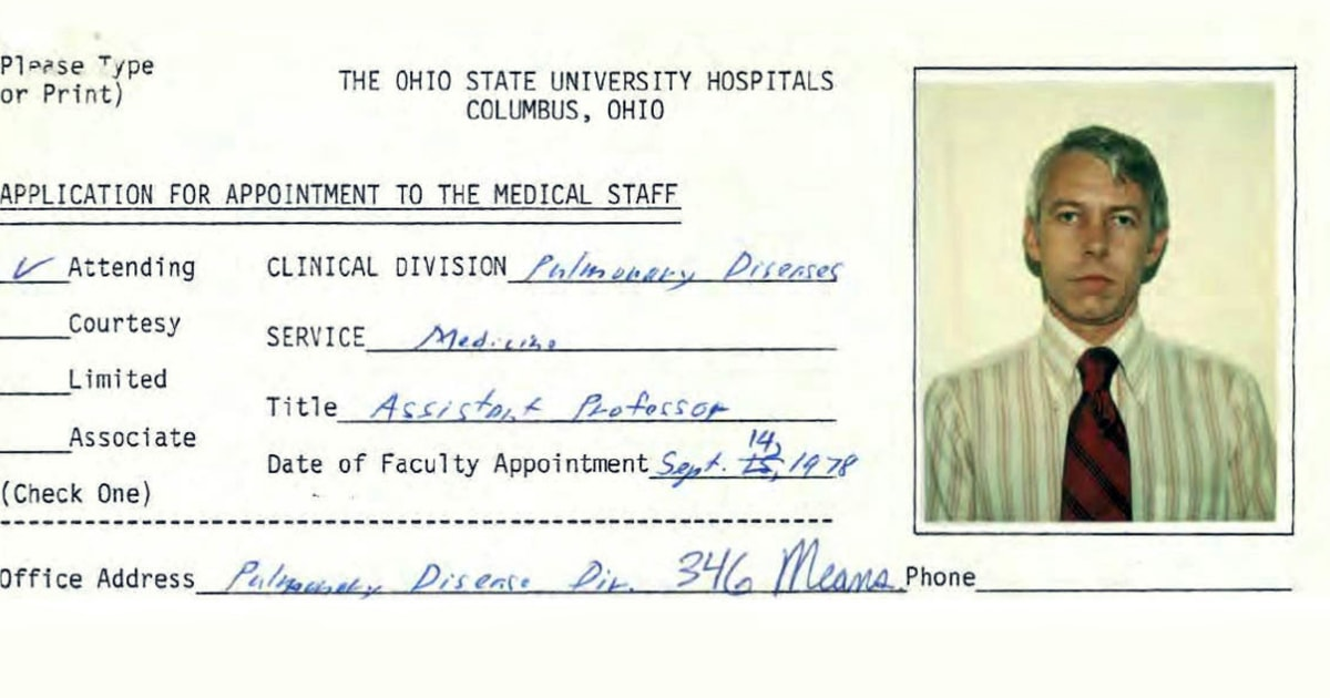 Ohio State team doctor sexually abused 177 students, investigation finds