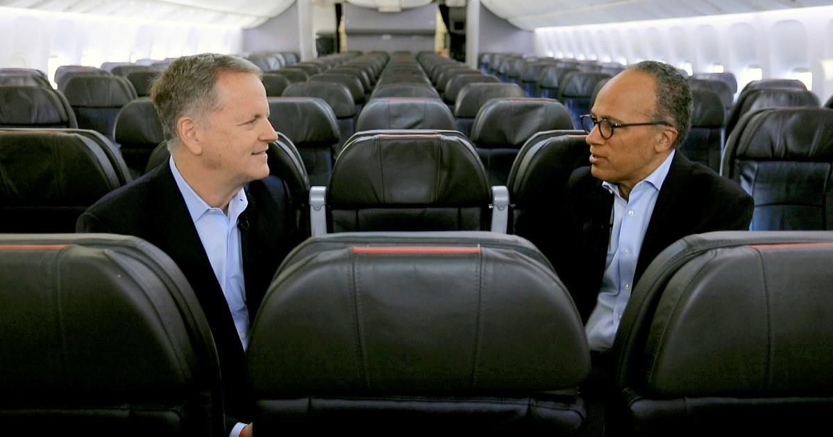 American Airlines CEO commits to 737 Max fleet once it's fixed