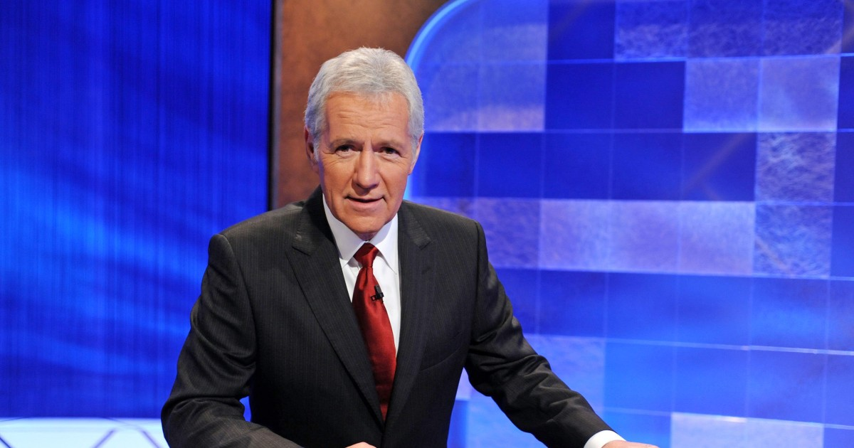 Alex Trebek pre-recorded touching Thanksgiving message: 'Keep the faith' – NBC News