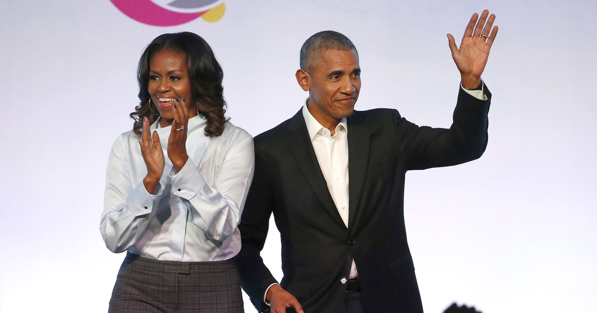 Spotify lands exclusive podcast deal with Barack and Michelle Obama