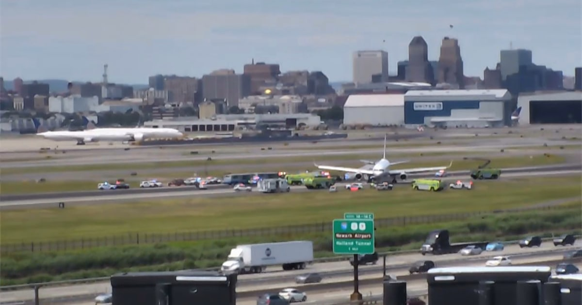 Newark International Airport Resumes Flights After United