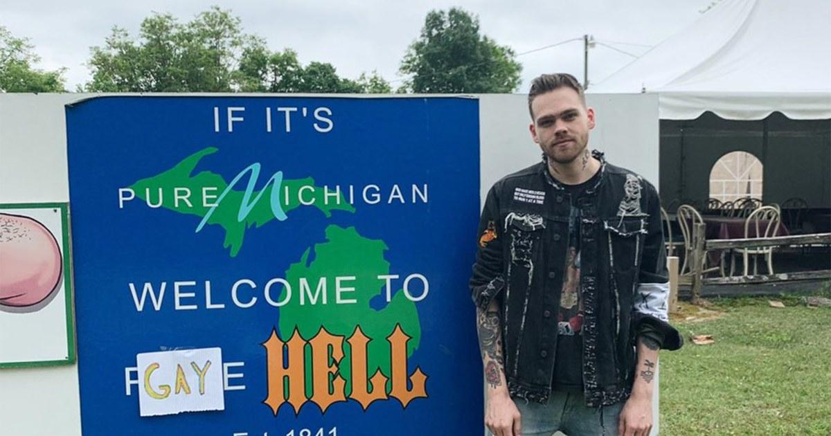 from Hugh gay in michigan