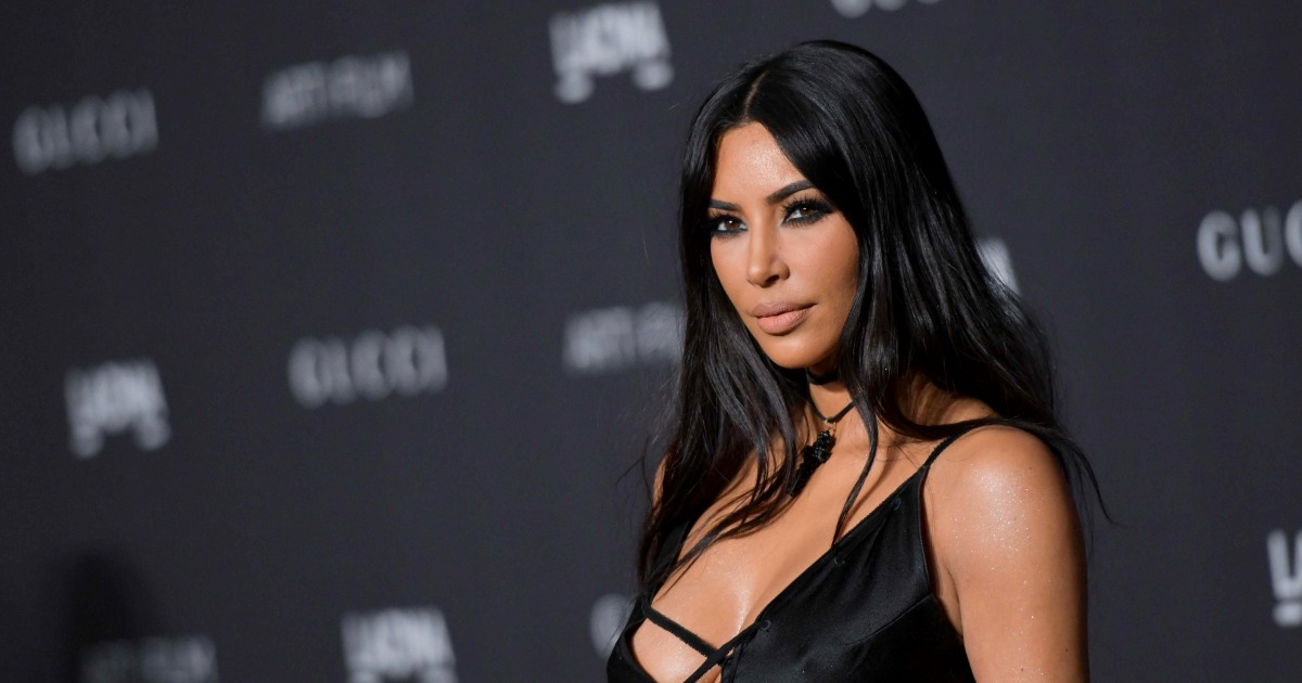 Kim Kardashian accused of cultural appropriation — again — over name of shapewear line - NBC News image