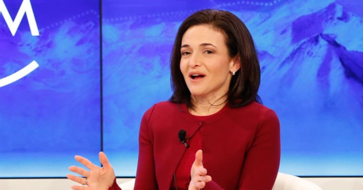 This is Sheryl Sandberg's best career advice Sheryl Sandberg How To Give Support Article