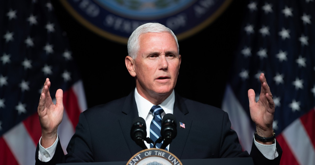 181218 mike pence space force se 1146a.