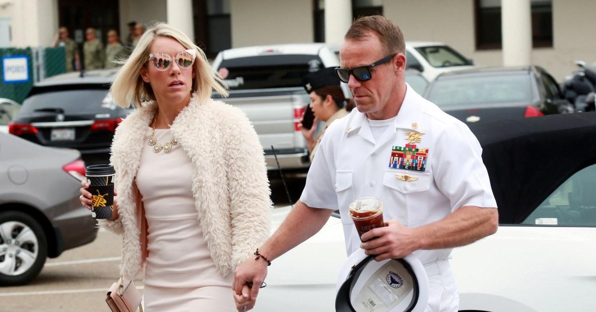 Weiße Haus nicht in die Planung zu intervenieren, in der SIEGEL Fall für jetzt, Navy-Beamter sagt