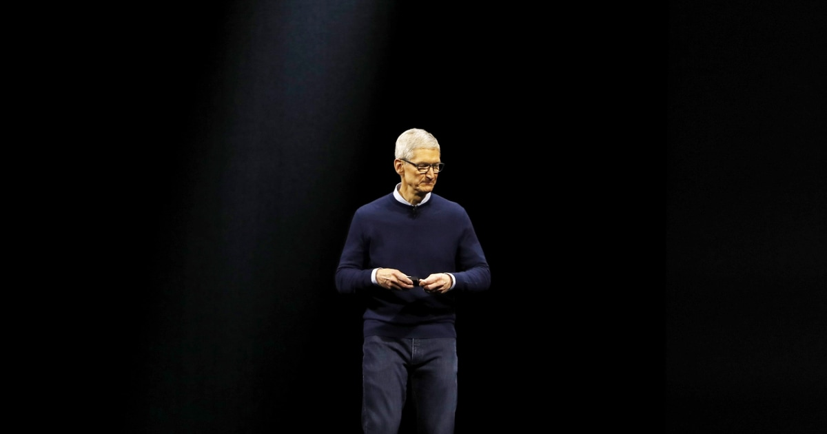 Tim Cook disputes 'absurd' reports about Jony Ive's departure from Apple