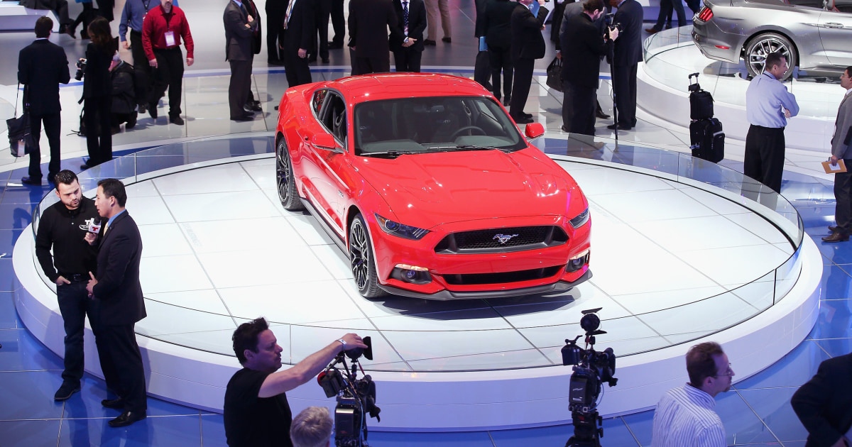 Lee Iacocca Mustang >> He Created The Ford Mustang And The Minivan But Lee Iacocca