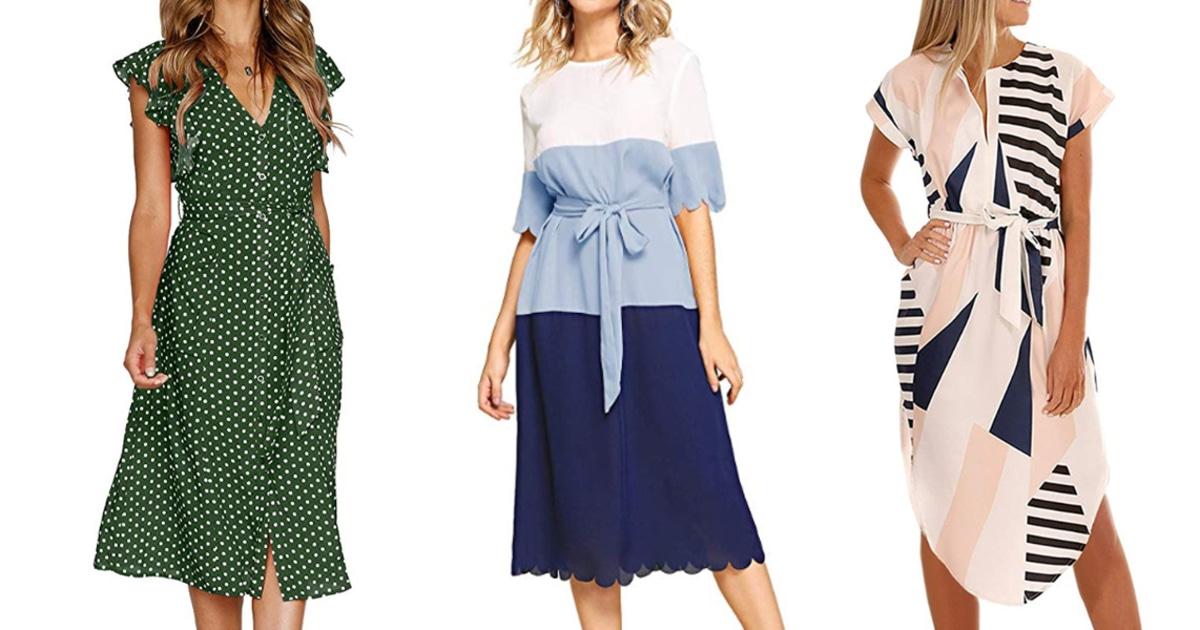 The Best Summer Office Dresses Under 100