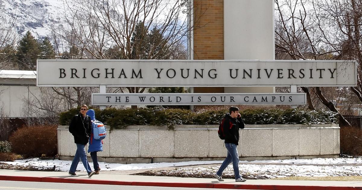 Wissenschaftliche Gruppen entfernen BYU job-posts über Schule LGBTQ-Politik
