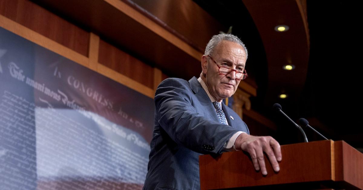 Demokraten sagen, keine Hektik, um wiederum über die Artikel der Anklage zu warten, aber nicht 'unbestimmte'
