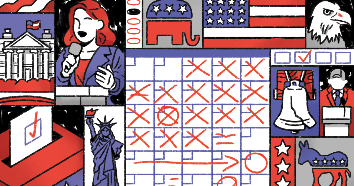 The 2020 presidential election calendar: Primaries, debates, caucuses and more