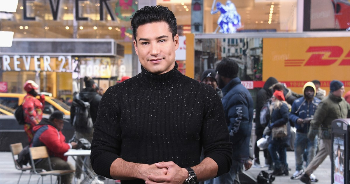Mario Lopez Says It S Dangerous For Parents To Support