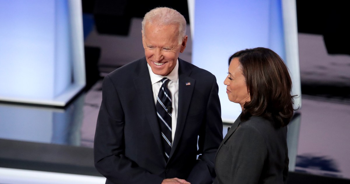 Harris VP pick creates dilemma for Trump campaign, which lobs conflicting attacks