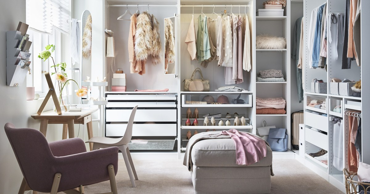 Ikea Wardrobe Closet Pax.Everything You Need To Know About Buying And Installing An