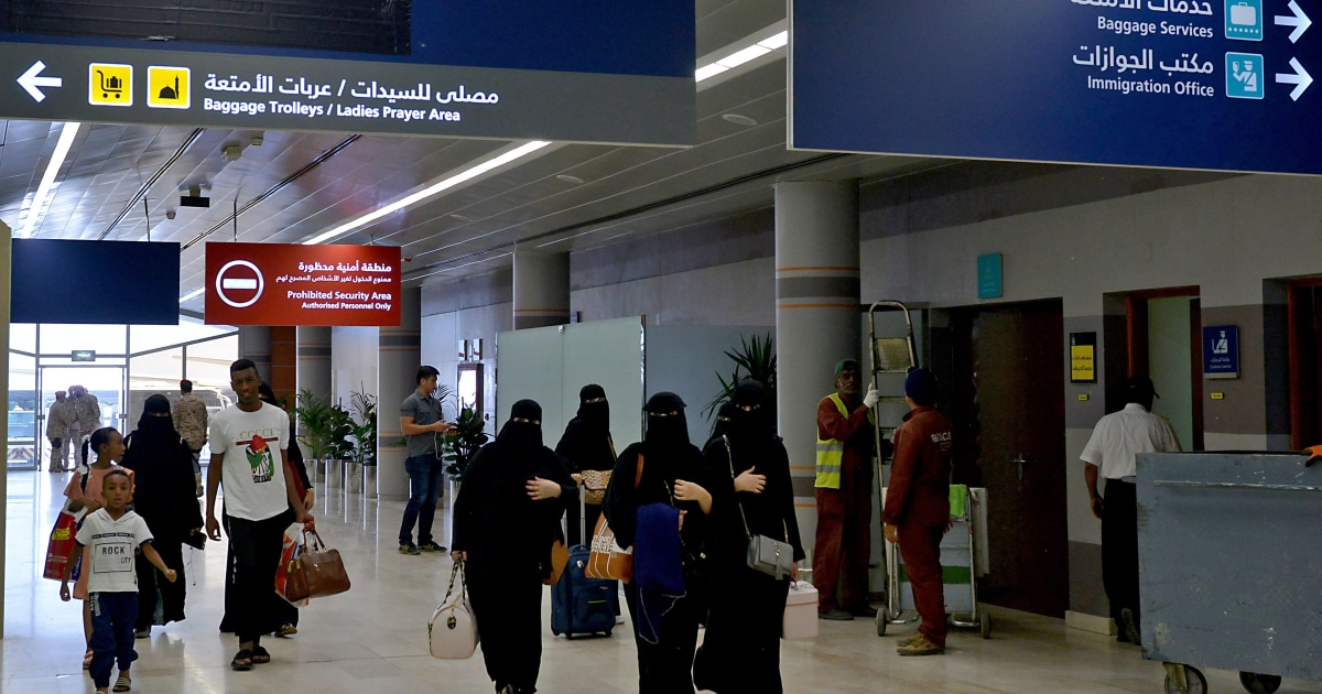 Image result for Saudi Arabia loosens travel restrictions on women