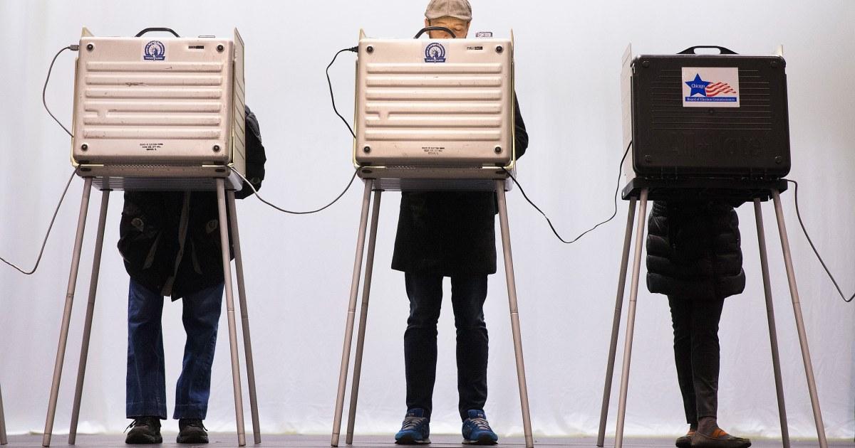 2020年までのキャンペーンを取得しトランプ-管理するお、サイバーセキュリティー、防諜上の理由