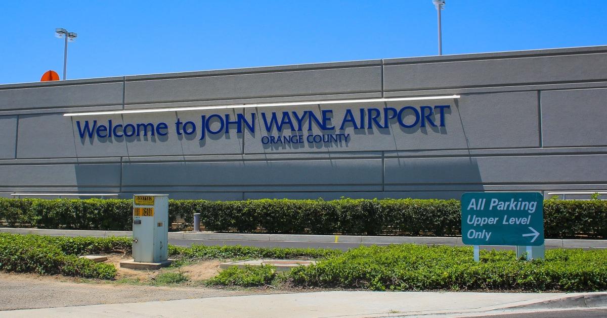 Power Outage, Orange County, John Wayne Airport | Baaz