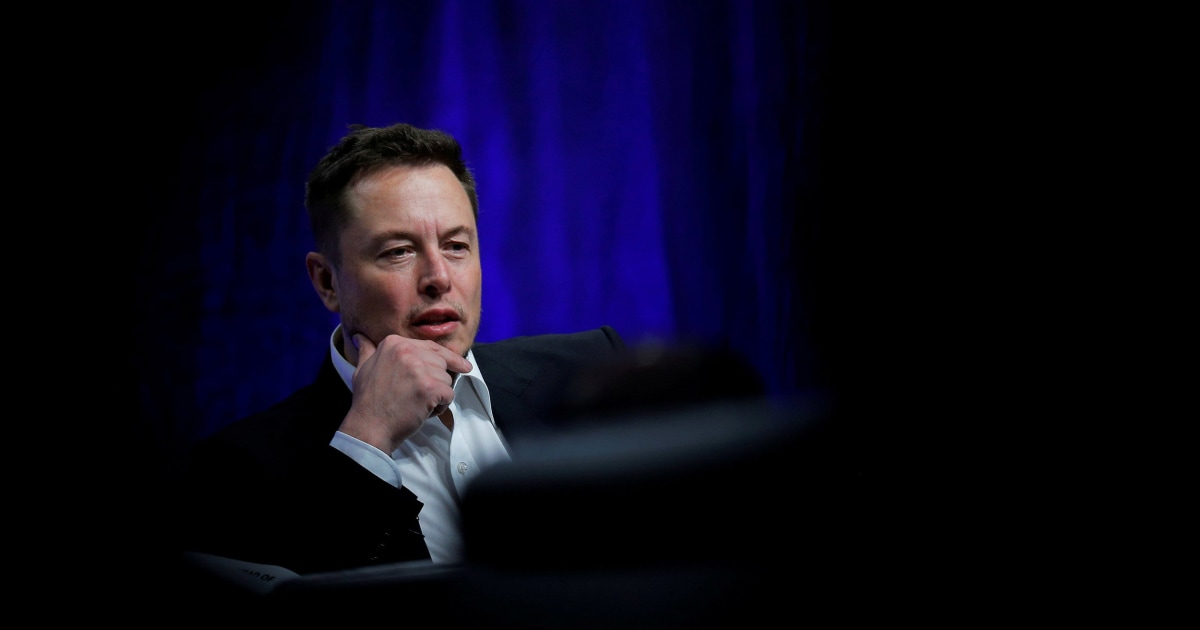 Tesla loses $13 billion in market value after Elon Musk tweets its stock price is 'too high'
