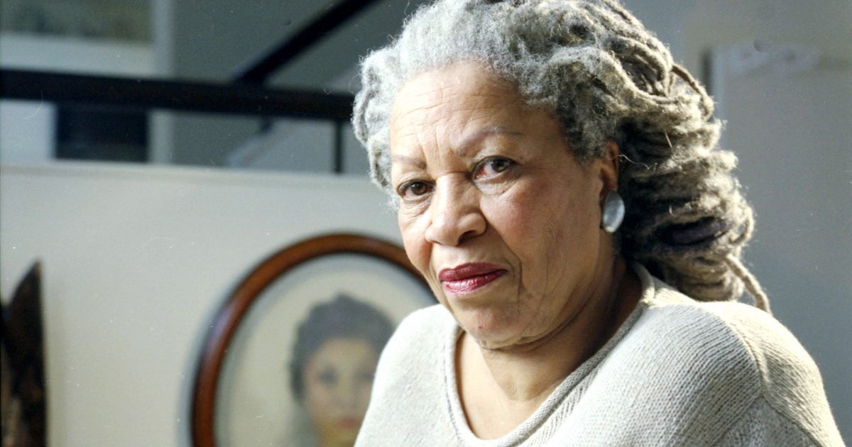 Nobel Prize-winning author Toni Morrison is dead at 88
