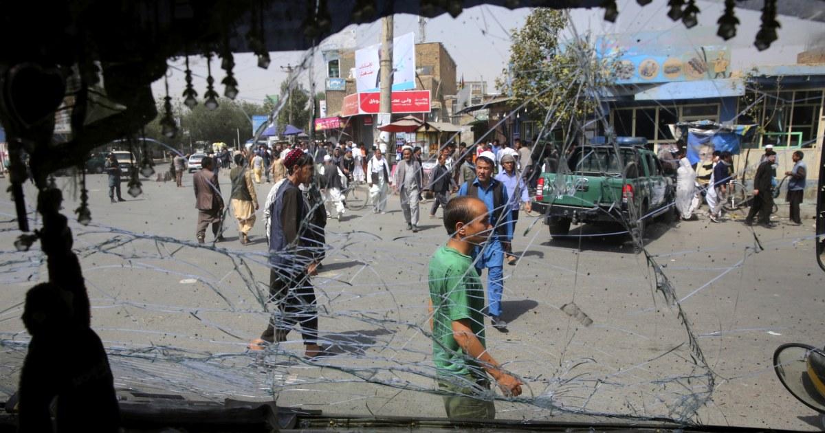 Blast In Afghanistan Kills 14 People 145 Wounded