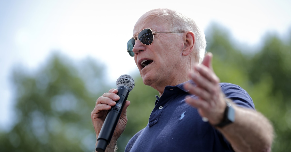 Whether Biden's gaffe is an old problem or a new one, he needs a fix thumbnail