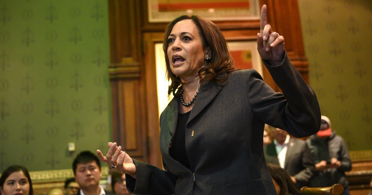 Can Kamala Harris excite more Latinos for Joe Biden?
