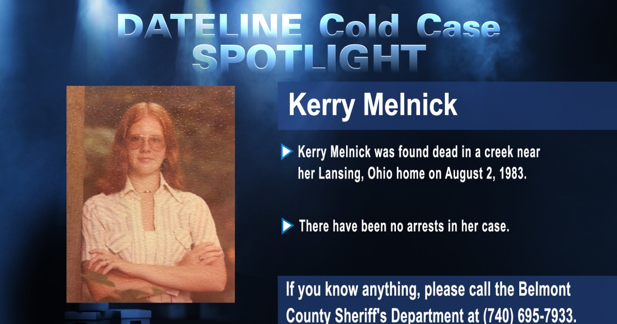 Daughter determined to find justice for Ohio mother, Kerry