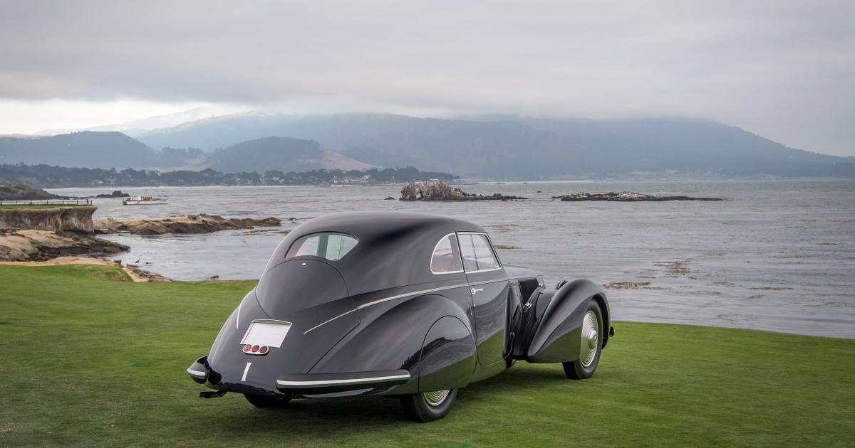 Pebble Beach Car Show >> Pebble Beach Car Week Where One Percenters Can Blow 48