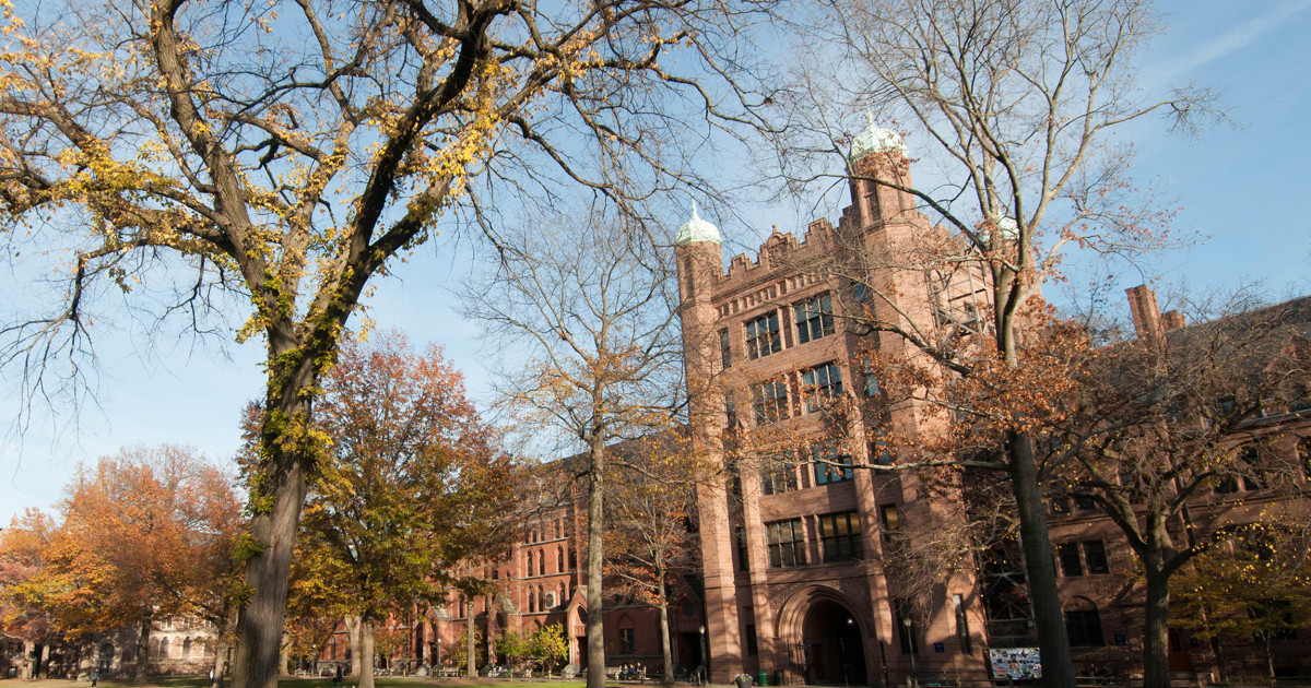 In Biden administration reversal, Justice Dept. drops discrimination suit against Yale