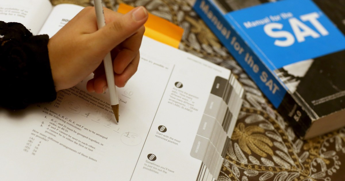 College Board drops SAT's optional essay and subject tests to 'reduce demands on students'