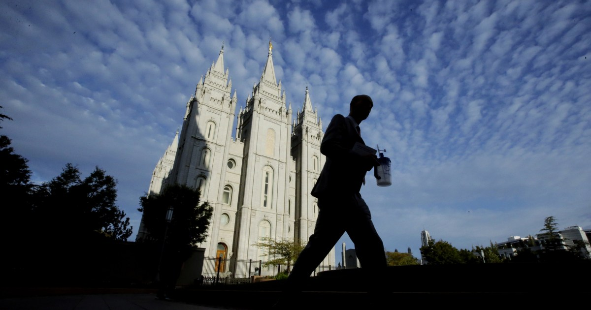 Pemimpin Mormon: Bersikap baik kepada kaum gay, tapi jangan lupa hukum Allah