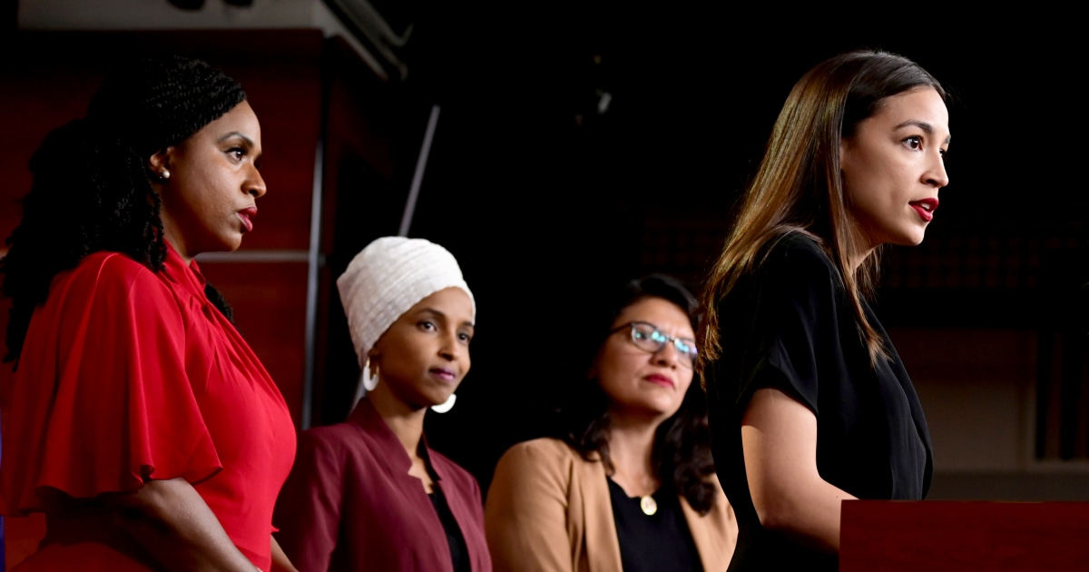 Trump campaign attacks AOC, Democrats: 'This is our country, not theirs'