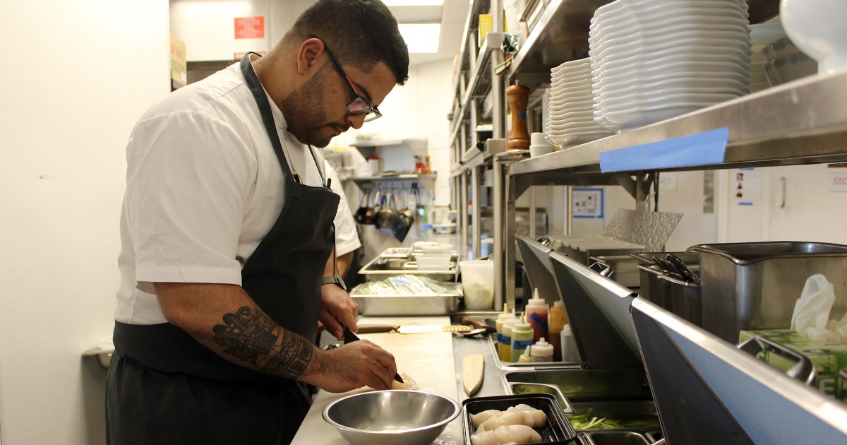 Young Latino chefs at top restaurants aim big, still savor tastes from home