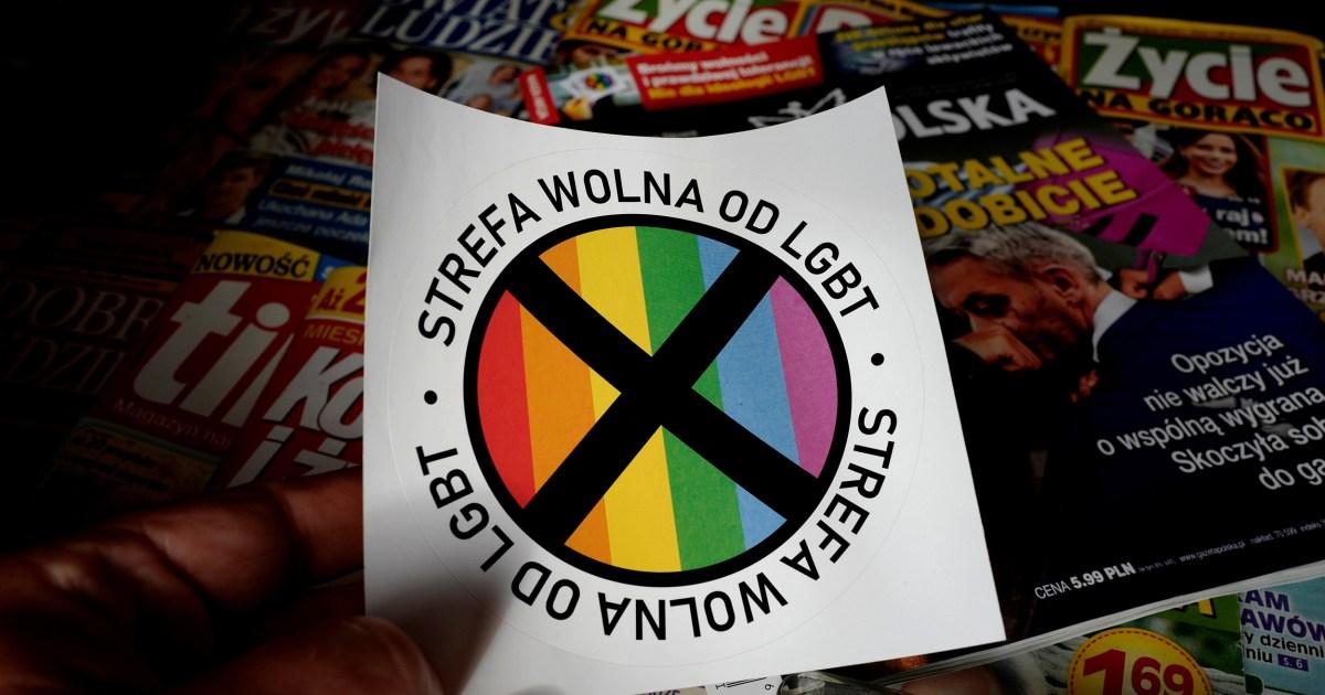 Six 'LGBT-free' Polish towns lose E.U. funding thumbnail