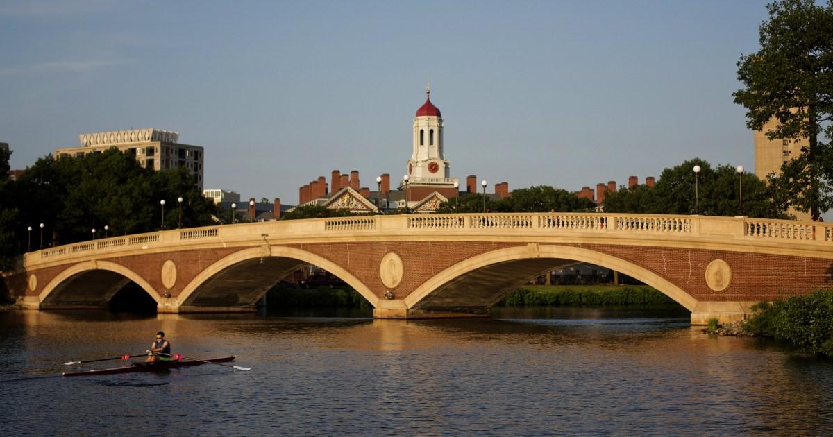 Depotbank mit coronavirus Symptome klagt Harvard Vernachlässigung
