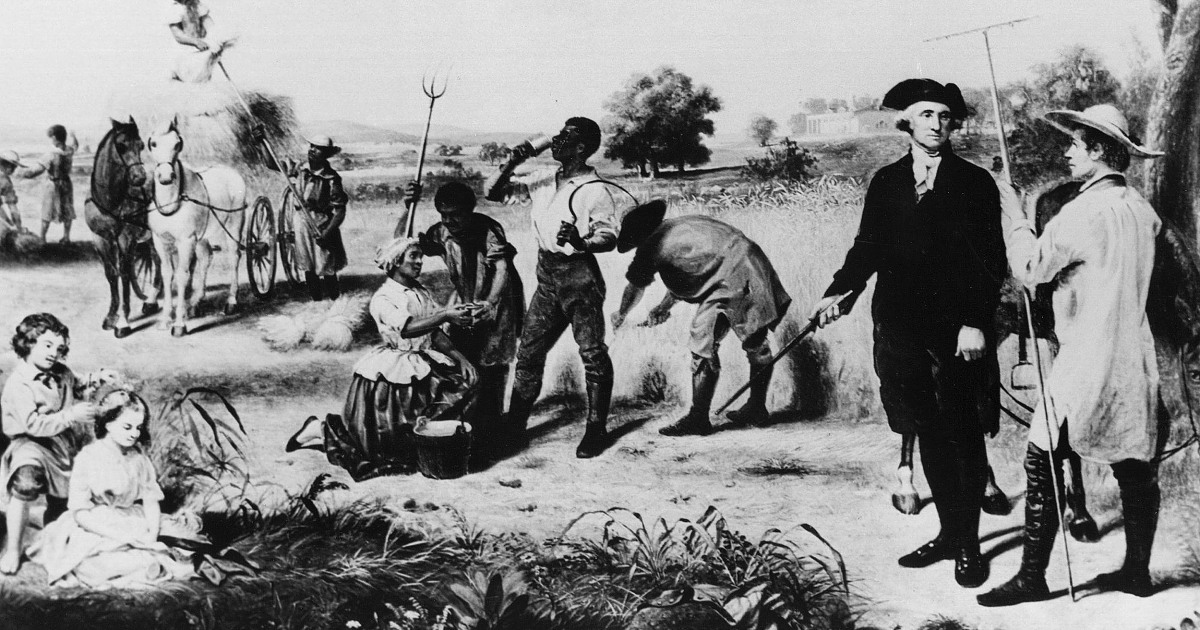 Atoning for America's 'original sin': The case for a national apology for slavery