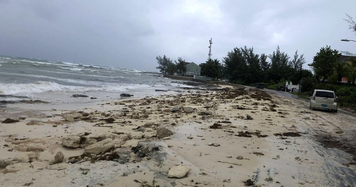 After Dorian's direct hit on Bahamas, a scene of 'total devastation'