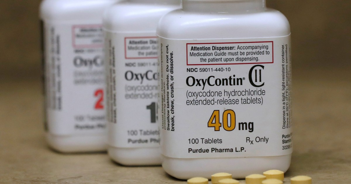 Opioid-Gespräche in der Sackgasse; Purdue Insolvenz erwartet