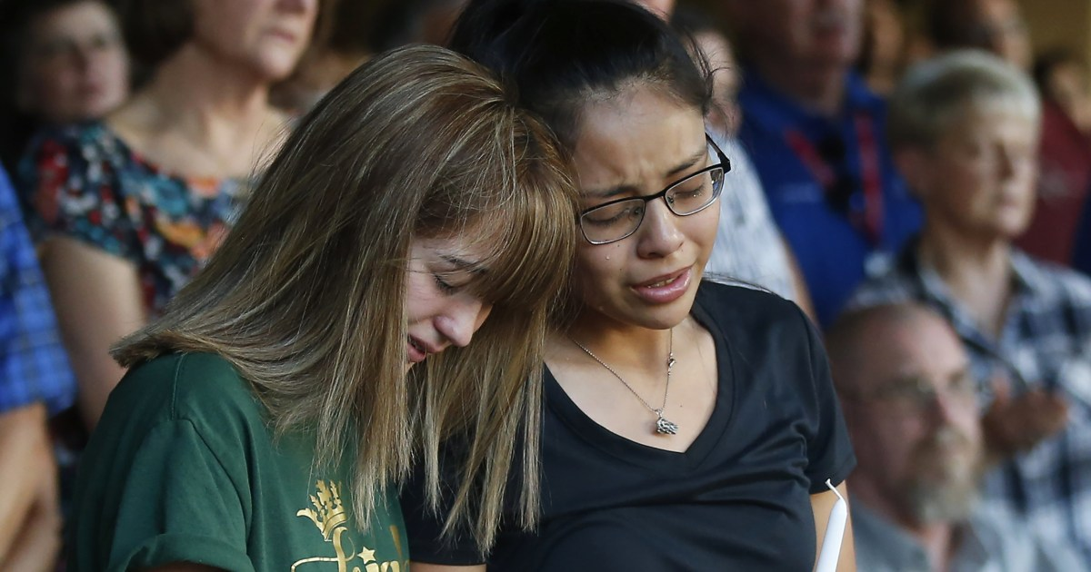 West Texas gunman had been on a long downward spiral before