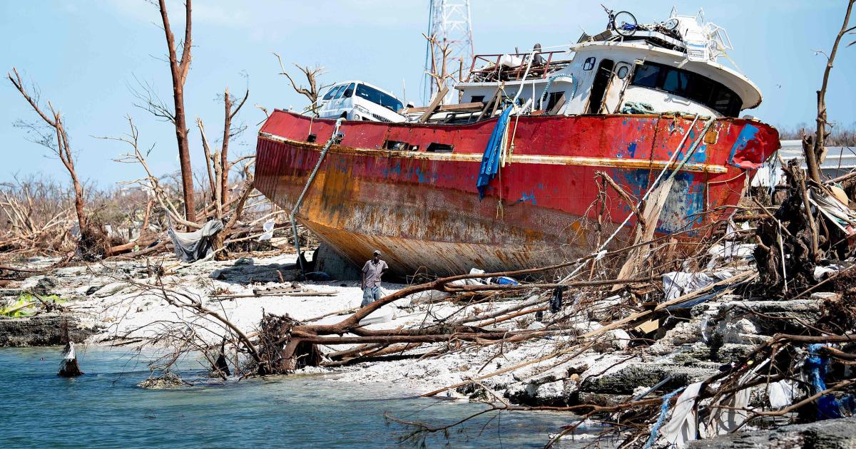Toll Climbs In Bahamas As Hurricane Dorian Cleanup Begins