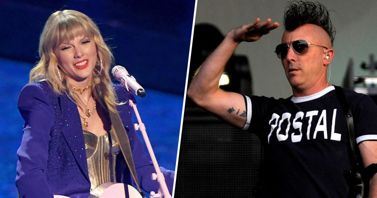 Tool and Taylor Swift fans clash as a culturally revealing