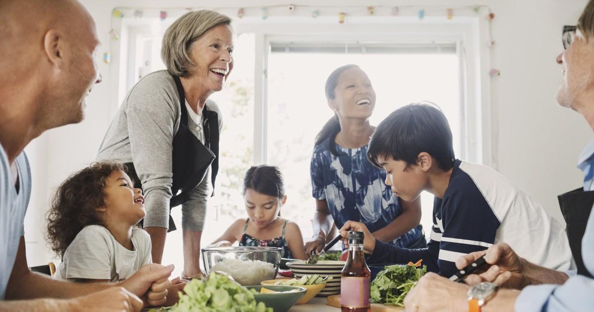 Eine bessere Art und Weise zu sprechen Sie mit Ihren Kindern über Ihr Gewicht