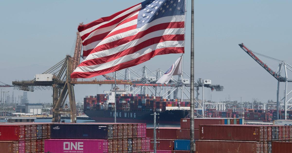 Chinas Handel mit den USA schrumpft als Trumpf tarif Krieg verschlechtert