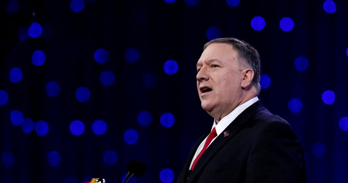 Pompeo verteidigt plan zu host-Taliban-Führer in Camp David