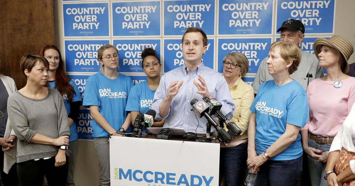 Was die North Carolina Besondere Wahl vorwegnimmt, über 2020