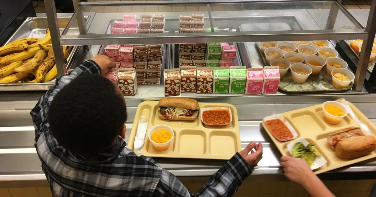 Κονέκτικατ νομοθέτες για να συζητήσουν το νομοσχέδιο για την απαγόρευση διαπόμπευση πάνω από το μεσημεριανό γεύμα στο σχολείο του χρέους